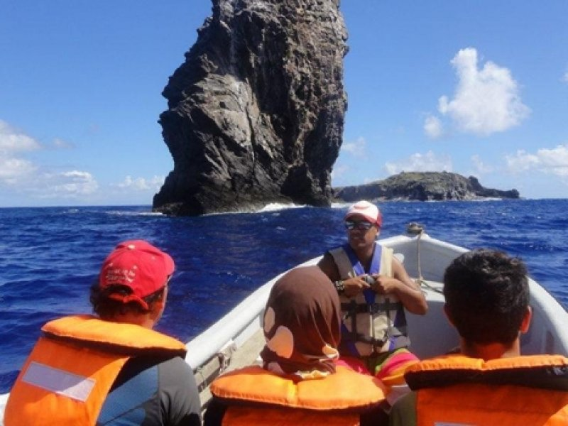 Ilha de Pascoa - Rapa Nui - Tour Barco