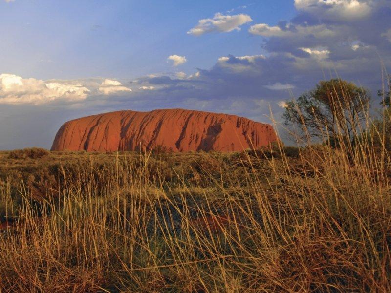 Outback Austrália