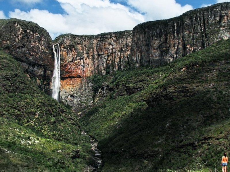 Cachoeira do Tabuleiro - Foto: Bernardo Puhler Espinhaço