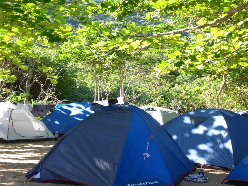 acampamento Martin de Sá