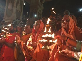 Extensão – India - Rishikesh