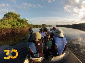 Jalapão, Parque Estadual do Cantão e Ilha do Bananal - O Encontro dos 3 Biomas