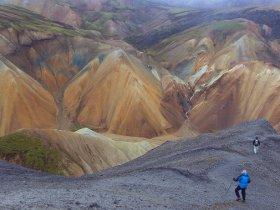 Islândia - Trekking Laugavegur - Landmannalaugar a Thorsmork