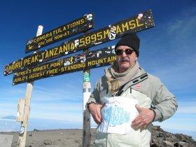 Tanzânia - Trekking ao topo do Kilimanjaro com Agnaldo Gomes