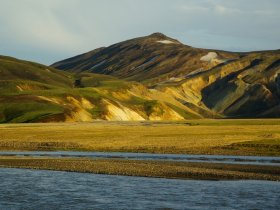 Islândia - Fora do Caminho Comum Soft Hiking