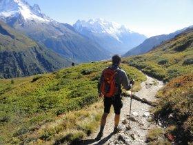 França - Trekking Tour du Mont Blanc c/ Jean Claude Razel