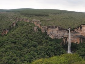 CONSCIÊNCIA NEGRA - Entre Cânions e Cachoeiras do Vale do Itararé