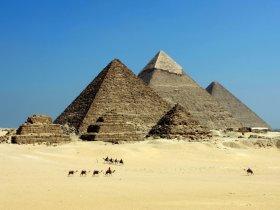 GRUPO NOVEMBRO - Egito - Cairo e Tesouros do Rio Nilo Especial
