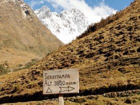 GRUPO PÁSCOA - Machu Picchu Trilha Inca Salcantay VIP