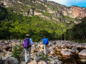 REVEILLON - Chapada Diamantina - Trekking no Vale do Pati