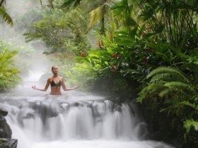 Costa Rica Paisagens - Vulcões e Floresta Tropical