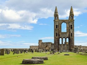 Passeio opcional Escócia - St.Andrews e Vilas de Fife