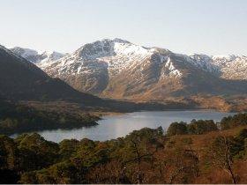 Escócia - Trekking de Outono nas Terras Altas