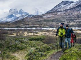 Patagônia Aventura - Torres del Paine - Trekking de Inverno