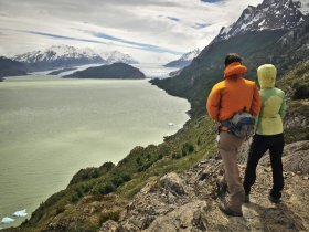 Patagônia Aventura - Circuito W Completo Torres del Paine em Refúgios e El Calafate