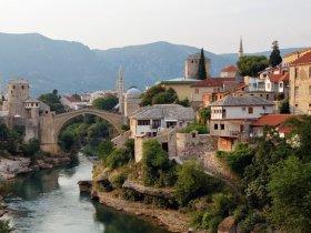 Croácia e Mostar