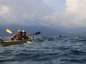 Caiaque Oceânico - Expedição Cananéia x Ilha do Mel