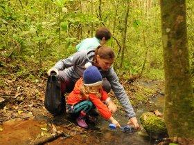 Expedição OBB - Programa OBB Kids - Família
