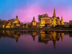 Tailândia - De Norte a Sul