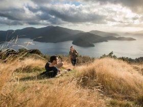 Nova Zelândia - Trekking Queen Charlotte