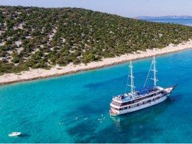 Croácia - Navegação na Costa Dalmácia
