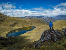 Machu Picchu Trilha Inca Lares Mágica Mountain Lodges