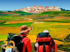 Espanha - Caminhada pelo Caminho de Santiago de Compostela