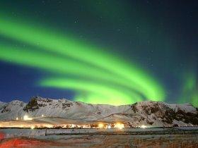 Passeio opcional Islândia - Caminhada no Glaciar e Aurora Boreal