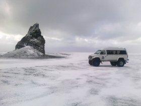 Islândia - Aventura Invernal em Super Jeep