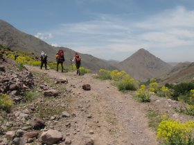 Marrocos - Trekking nos Atlas e Escalada do Tubkal com Agnaldo Gomes