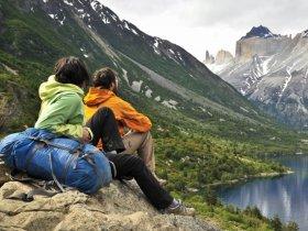 Patagônia Aventura - Circuito W Completo Torres del Paine em Refúgios com Ushuaia