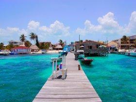 Guatemala e Belize - Cayo San Pedro
