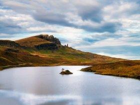 Escócia - Trekking na Ilha de Skye