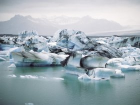 Passeio opcional Islândia - Lagoa Glacial Jokulsarlon