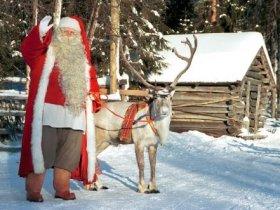 Finlândia – Natal na Lapônia com Papai Noel