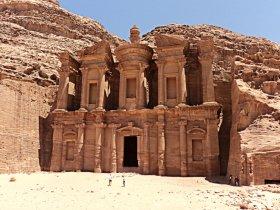 Jordânia Cultural e Mar Vermelho