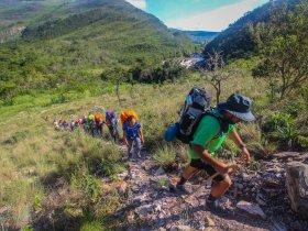 Expedição Serra da Canastra - Travessia Glória x Casca D'Anta