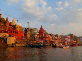 Índia de Todas as Cores e Luzes c/ Cristiane Cury