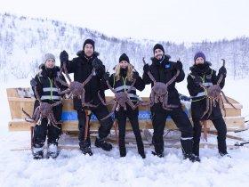 Noruega e Finlândia Inverno – Luzes da Lapônia