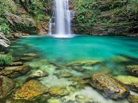 FÉRIAS DE JULHO - Chapada dos Veadeiros c/ Cachoeira do Santa Bárbara