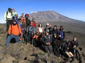 REVEILLON - Trekking ao topo do Kilimanjaro com Agnaldo Gomes
