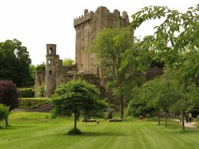 Passeio opcional Irlanda - Castelo Blarney e Rock of Cashel