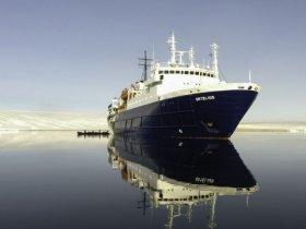 Cruzeiro Ilhas Malvinas (Falklands)  - Navio MV Orthelius