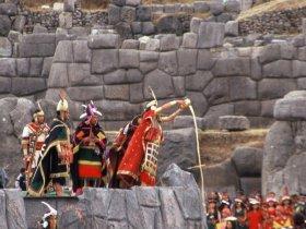 INTI RAYMI - Machu Picchu Cultural (Festa do Sol)