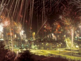 REVEILLON - Islândia - Celebração de Ano Novo em Reykjavík