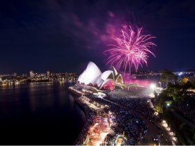 REVEILLON - Austrália - As Belezas da Australia
