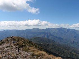 FAST TREK - Travessia da Serra Fina