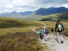Escócia - Trekking West Highland Way
