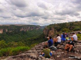 REVEILLON - Entre Cânions e Cachoeiras do Vale do Itararé