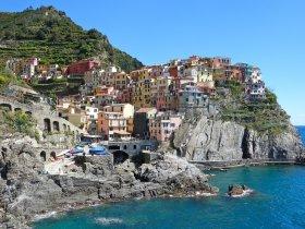 Itália Aventura - Caminhada pelo Parque Nacional Cinque Terre e Pisa